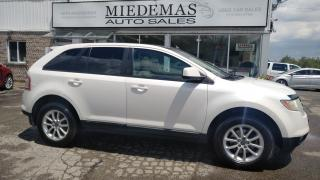 Used 2010 Ford Edge SEL for sale in Mono, ON