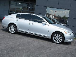Used 2006 Lexus GS 300 AWD|VENT SEATS|LEATHER|SUNROOF|BLUETOOTH for sale in Toronto, ON