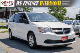 Used 2012 Dodge Grand Caravan SE | 6 CYL | 7 PASSENGER | BLUETOOTH | for sale in Hamilton, ON