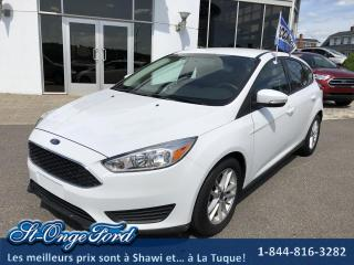 Used 2015 Ford Focus Hayon Se for sale in Shawinigan, QC