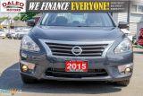 2015 Nissan Altima SL / 3.6L V6 / LEATHER / NAV / BACKUP CAM Photo32