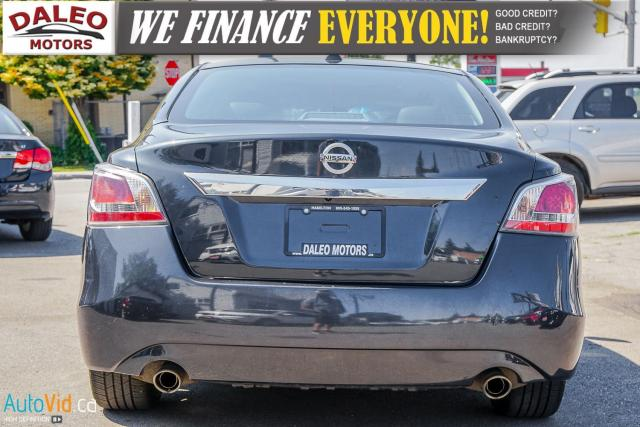 2015 Nissan Altima SL / 3.6L V6 / LEATHER / NAV / BACKUP CAM Photo8