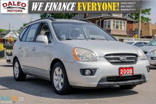 Used 2008 Kia Rondo EX | V6 | 7 PASSENGER | LOW KMS | CERTIFIED! for sale in Hamilton, ON