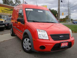 Used 2012 Ford Transit Connect LOCAL,NO ACCIDENT,SHELVES READY for sale in Etobicoke, ON