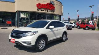 Used 2015 Honda CR-V for sale in Toronto, ON