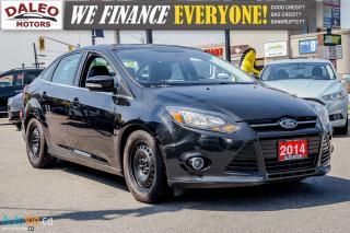 Used 2014 Ford Focus Titanium for sale in Hamilton, ON