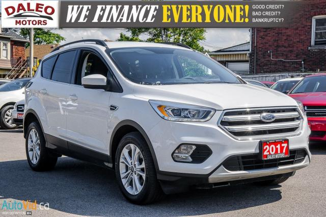 2017 Ford Escape SE / BACK UP CAM / BLUETOOTH / HEATED SEATS