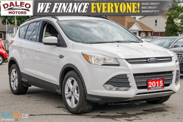 2015 Ford Escape SE | BACK UP CAM | BLUETOOTH | HEATED SEATS |