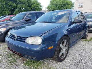 Used 2007 Volkswagen City Golf 2.0/Sunroof/Alloys/Nice!!! for sale in Scarborough, ON