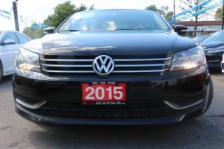 Used 2015 Volkswagen Passat Trendline for sale in Brampton, ON