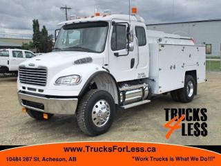 Used 2014 Freightliner M2106 4x4, Service Truck w/ E-Vac System for sale in Acheson, AB