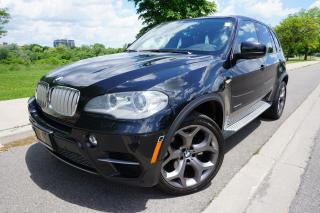 Used 2011 BMW X5 35d - RARE / M SPORT PACKAGE / DIESEL / CLEAN for sale in Etobicoke, ON
