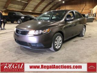Used 2013 Kia Forte 4D Sedan for sale in Calgary, AB