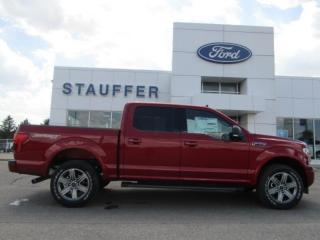 New 2019 Ford F-150 XLT for sale in Tillsonburg, ON