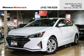 Used 2019 Hyundai Elantra Preferred Auto - BLINDSPOT|BACKUPCAM|BLUETOOTH for sale in North York, ON