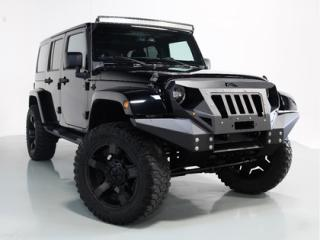 Used 2015 Jeep Wrangler Unlimited SAHARA   LOCAL CAR   4x4   ALPINE AUDIO for sale in Vaughan, ON