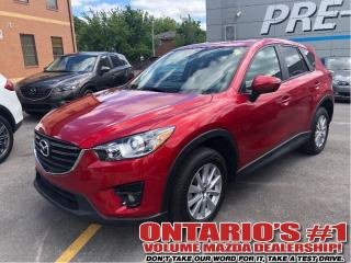 Used 2016 Mazda CX-5 GS|AWD|Navigation|Backup Camera|Bluetooth for sale in Toronto, ON
