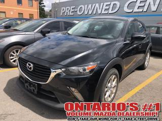 Used 2016 Mazda CX-3 GS  Bluetooth Backup Camera  heated seats for sale in Toronto, ON