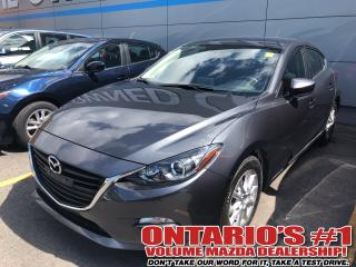 Used 2016 Mazda MAZDA3 GS for sale in Toronto, ON