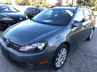 Used 2014 Volkswagen Golf 2.0 TDI WOLFSBURG EDITION for sale in Concord, ON