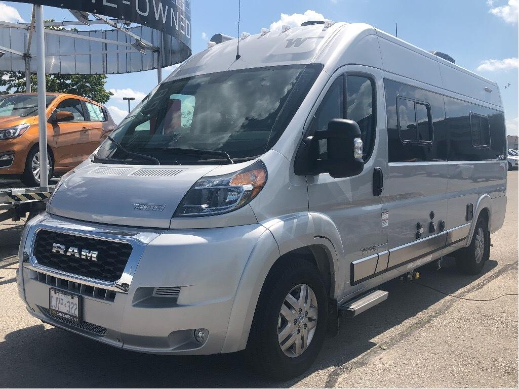 Used 2019 Winnebago Travato 3500 High RF EXT for Sale in