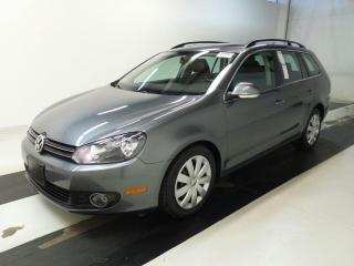 Used 2013 Volkswagen Golf 2.0 TDI Highline (A6) LEATHER PANORAMIC ROOF for sale in Concord, ON