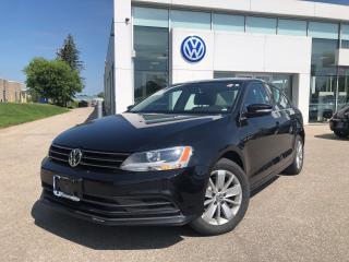 Used 2015 Volkswagen Jetta Trendline+ Appearance Pa Trendline Plus for sale in Guelph, ON