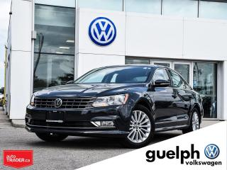 Used 2016 Volkswagen Passat COMFORTLINE for sale in Guelph, ON