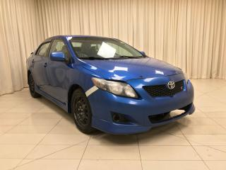 Used 2009 Toyota Corolla S for sale in Calgary, AB