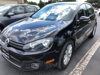 Used 2013 Volkswagen Golf Wolfsburg Edition TDI ONLY 59000.km like new for sale in Concord, ON