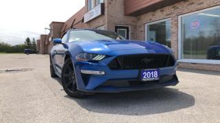 Used 2018 Ford Mustang *cpo From 2.9% Apr* Gt Premium 5.0l V8 Leathe... for sale in Midland, ON