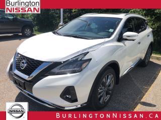 Used 2019 Nissan Murano Platinum for sale in Burlington, ON