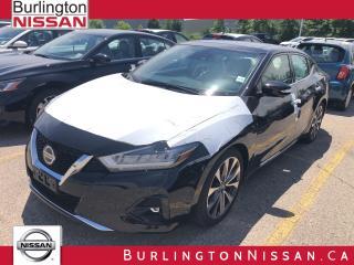 Used 2019 Nissan Maxima Platinum for sale in Burlington, ON