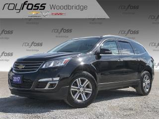 Used 2017 Chevrolet Traverse LT for sale in Woodbridge, ON