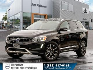 Used 2016 Volvo XC60 T5 Special Edition Premier for sale in North Vancouver, BC