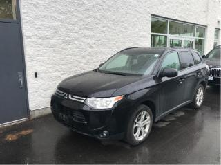 Used 2014 Mitsubishi Outlander 4WD ES SUNROOF LEATHER  LOADED for sale in Ottawa, ON