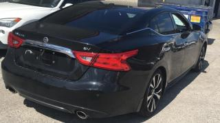 Used 2017 Nissan Maxima 4dr Sdn for sale in North York, ON