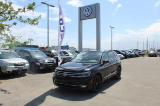 Used 2018 Volkswagen Tiguan Highline for sale in Whitby, ON