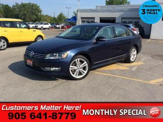 Used 2014 Volkswagen Passat 2.0 TDI Highline  4DR 2.0 TDI for sale in St. Catharines, ON