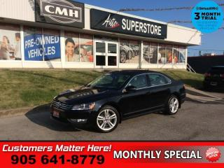 Used 2014 Volkswagen Passat 2.0 TDI Comfortline  4DR 2.0 TDI for sale in St. Catharines, ON