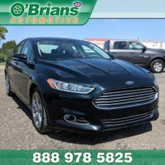 Used 2014 Ford Fusion SE w/AWD, Navigation, EcoBoost for sale in Saskatoon, SK