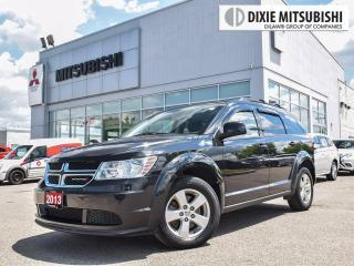 Used 2013 Dodge Journey CVP | ALLOYS|  PUSH START | BLUETOOTH for sale in Mississauga, ON
