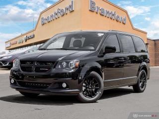 New 2019 Dodge Grand Caravan GT  - Radio: 430N - $264.09 B/W for sale in Brantford, ON
