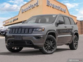 New 2019 Jeep Grand Cherokee Altitude  - Leather Seats - $283.39 B/W for sale in Brantford, ON