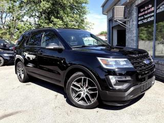 Used 2016 Ford Explorer 4 RM, 4 portes, Sport W/NAVIGATION for sale in Longueuil, QC