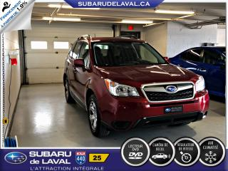 Used 2015 Subaru Forester 2.5i Awd ** Caméra de recul ** for sale in Laval, QC
