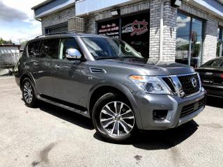 Used 2019 Nissan Armada SL 4x4 AWD NAVIGATION for sale in Longueuil, QC