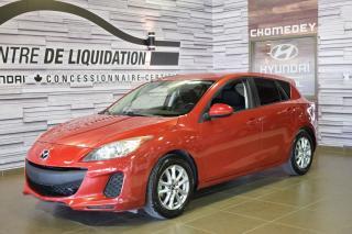 Used 2013 Mazda MAZDA3 GX for sale in Laval, QC