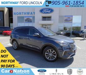 Used 2018 Hyundai Santa Fe XL Premium | AWD | PWR HTD SEATS | 7 PASSENGER | for sale in Brantford, ON
