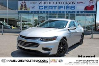 Used 2017 Chevrolet Malibu LT for sale in St-Léonard, QC